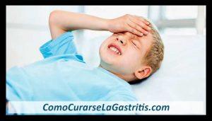 Gastritis en Niños