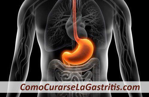 Como Curarse La Gastritis