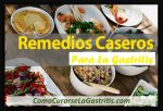 Como Curar La Gastritis con Remedios Homeopáticos