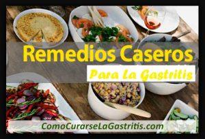 remedios homeopáticos para la gastritis