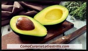 Aguacate para la Gastritis