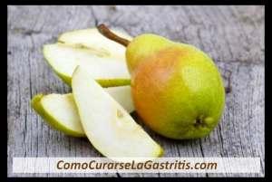 Frutas para la Gastritis