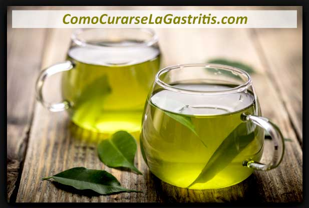 Te Verde para La Gastritis