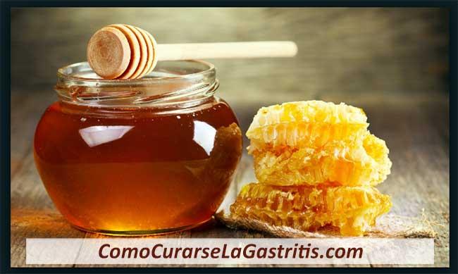 Miel de Abeja para la Gastritis