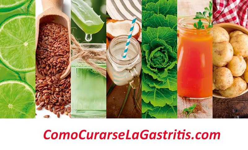 Remedios Naturales Para La Gastritis