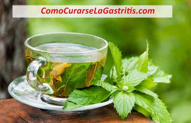 Infusiones para gastritis